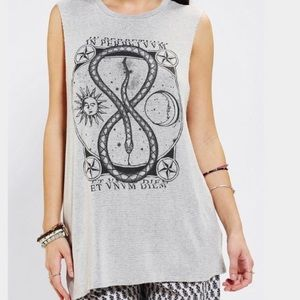 Urban Outfitters• Truly Madly Deeply Muscle Tank